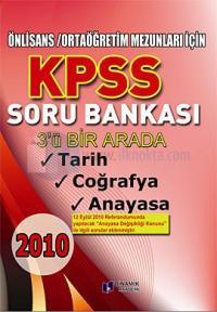 Dinamik KPSS 3'ü Bir Arada %10 indirimli Kolektif