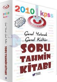 Dinamik KPSS Genel Yetenek-Genel Kültür Soru Tahmin Kitabı