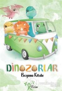 Dinazorlar - Boyama Kitabı