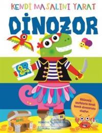 Dinozor - Kendi Masalını Yatar (Ciltli)