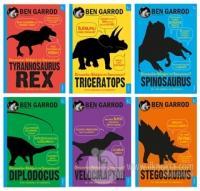 Dinozorları Bildiğini mi Sanıyorsun? (6 Kitap Set)