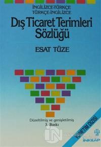 Dış Ticaret Terimleri Sözlüğü (İngilizce-Türkçe)
