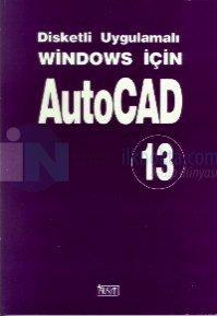Disketli, Uygulamalı Windows İçin Autocad R13