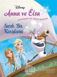 Disney Anna ve Elsa - Sıcak Bir Karşılama