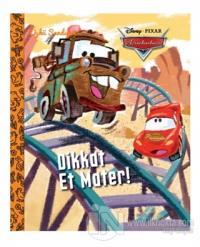 Disney Arabalar Dikkat Et Mater Kolektif