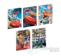Disney Çizgi Klasikleri Erkek Çocuk Seti (5 Kitap Takım)