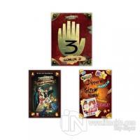 Disney - Esrarengiz Kasaba En Favori Kitaplar (3 Kitap Takım) (Ciltli)