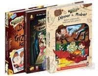 Disney Esrarengiz Kasaba Macera Serisi (3 Kitap Takım)