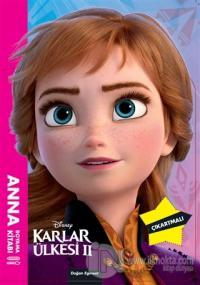 Disney Karlar Ülkesi 2 - Anna Boyama Kitabı Kolektif