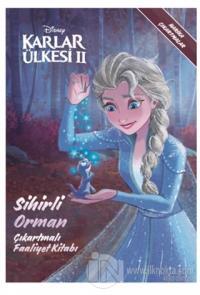 Disney Karlar Ülkesi 2 - Sihirli Orman Çıkartmalı Faaliyet Kitabı