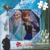 Disney Karlar Ülkesi İlk Yapboz Kitabım