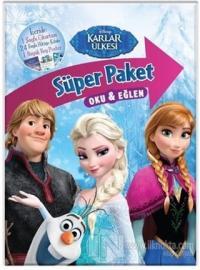 Disney Karlar Ülkesi Süper Paket Oku ve Eğlen