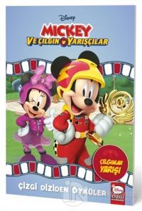 Disney Mickey ve Çılgın Yarışçılar - Çizgi Diziden Öyküler