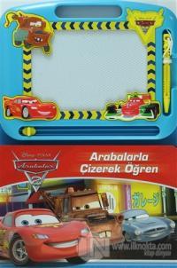 Disney Pixar Arabalar 2 - Arabalarla Çizerek Öğren