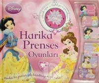 Disney Prenses - Harika Prenses Oyunları (Ciltli)