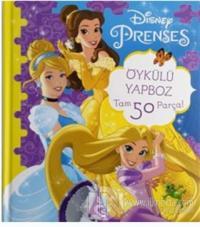 Disney Prenses Öykülü Yapboz Tam 50 Parça