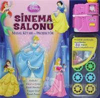 Disney Prenses - Sinema Salonu (Ciltli)