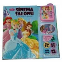 Disney Prenses Sinema Salonu Öykü Kitabı ve Projektör (Ciltli)
