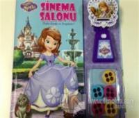 Disney Prenses Sofia: Sinema Salonu - Öykü Kitabı ve Projektör