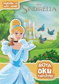 Disney Sindirella ve Safir Yüzük