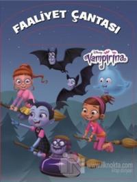 Disney Vampirina Faaliyet Çantası