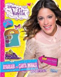 Disney Violetta: Ayakkabı ve Çanta Modası Taktikleri