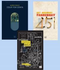 Distopya 3 Kitap Takım