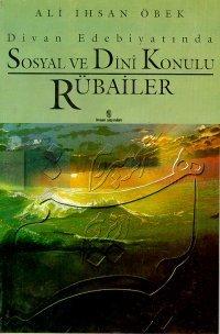 Divan Edebiyatında Sosyal ve Dini Konulu Rübailer