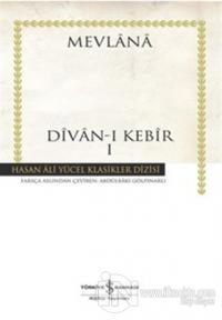 Divan-ı Kebir (8 Cilt Takım) Abdûlbâki Gölpınarlı Çevirisiyle (Ciltli)