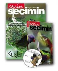Doğa Senfonileri - Kuşlar (Kitap+CD)