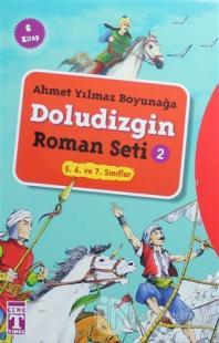 Doludizgin Roman Seti 2 (6 Kitap Kutulu)