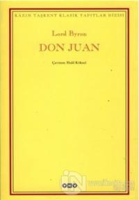 Don Juan (Ciltli) Lord Byron