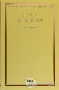 Don Juan %25 indirimli Lord Byron