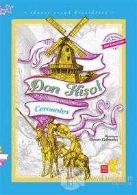 Don Kişot - İkaros Çocuk Klasikleri (İki Farklı Renkte)