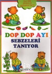 Dop Dop Ayı Sebzeleri Tanıyor