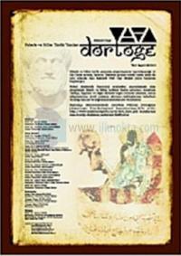 Dörtöğe Felsefe ve Bilim Tarihi Yazıları Hakemli Dergi Yıl: 1 Sayı: 1