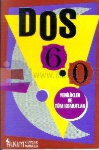 DOS 6.0 Yenilikler ve Tüm Komutlar