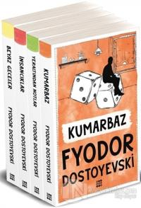 Dostoyevski 4'lü Set (4 Kitap Takım)