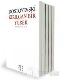 Dostoyevski Seti (5 Kitap) %20 indirimli Fyodor Mihayloviç Dostoyevski