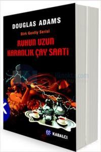 Douglas Adams Seti - 2 Kitap Takım Douglas Adams