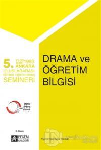 Drama ve Öğretim Bilgisi