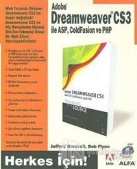 Dreamweaver CS3 ile ASP, ColdFusion ve PHP