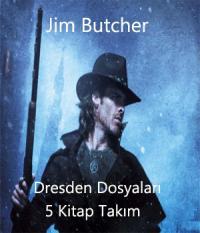 Dresden Dosyaları 5 Kitap Takım