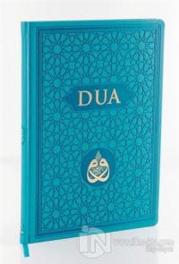 Dua (Turkuaz Kapak, Rahle Boy)