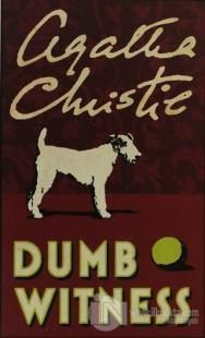 Dumb Witness Agatha Christie