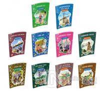Dünya Çocuk Klasikleri Seti-2 (10 Kitap)