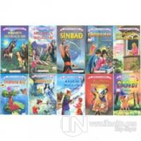 Dünya Çocuk Klasikleri Seti ( 2-3. Sınıflar İçin 10 Kitap Takım)