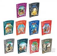 Dünya Çocuk Klasikleri Seti-3 (10 Kitap)