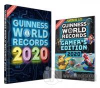 Dünya Rekorları Kitapları Seti 2 Kitap