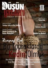 Düşün Yazıları Dergisi Sayı: 22